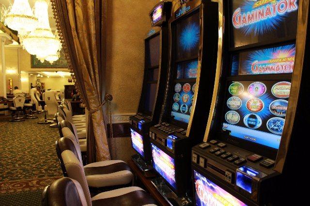 Игровые автоматы онлайн Casino Grand