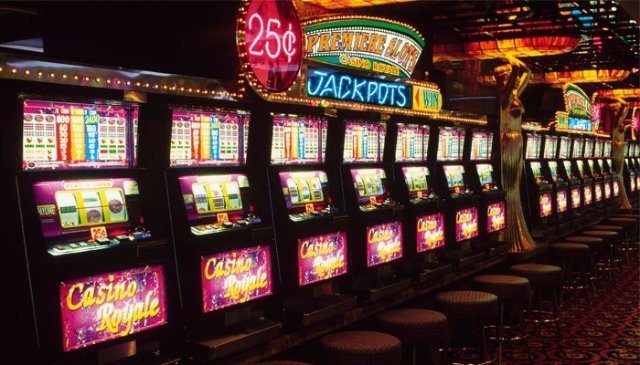 Олицетворение надежности и безопасности: игровые автоматы