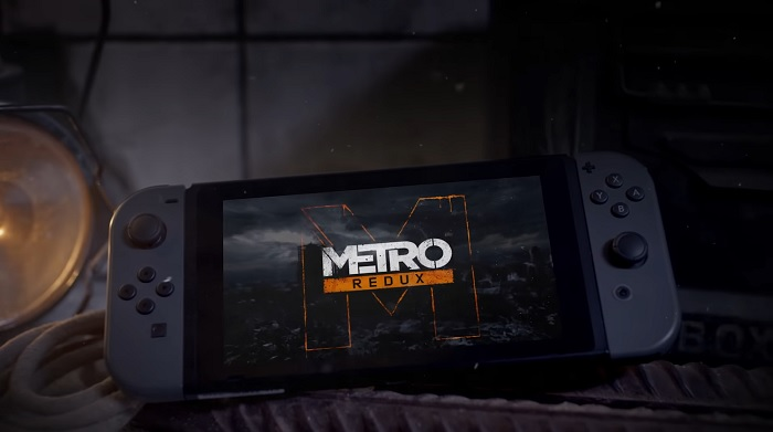 Сборник Metro Redux выйдет на Nintendo Switch