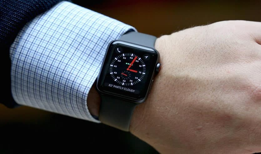 Восстановление работы Apple Watch