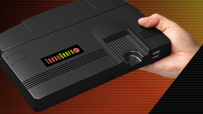 Konami обнародовала дату релиза консоли TurboGrafx-16 Mini