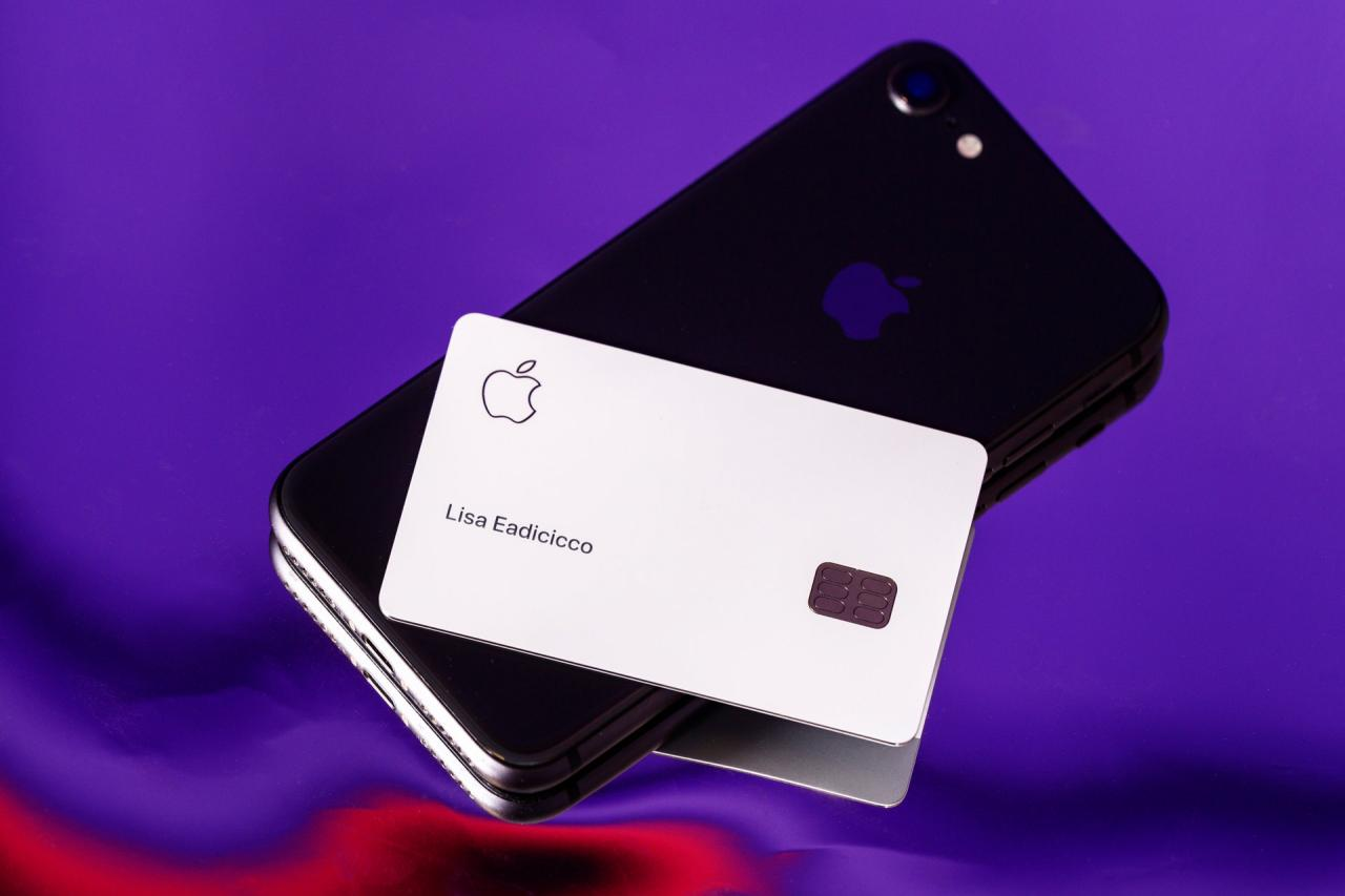 Apple Card теперь имеет собственный сайт