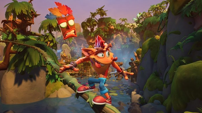 Crash Bandicoot 4 It's About Time заглянет на PC в конце марта